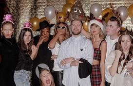 Taylor Swift Rayakan Ultah ke-25 Bersama Beyonce, Jay Z, dan Justin Timberlake