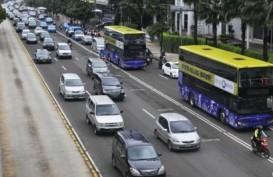 MOTOR DILARANG DI THAMRIN: Waduh, Bus Tingkat Gratis Tak Beroperasi