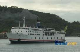 ASDP FERRY: Jonan Desak Pelabuhan Padangbai Tambah 1 Dermaga