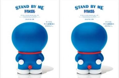 Film Stand by Me Doraemon Sedot 500.000 Penonton