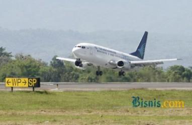 GUNUNG GAMALAMA MELETUS: Garuda Kembali Batalkan Penerbangan ke Ternate