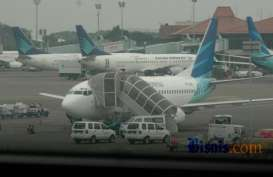 GARUDA Batalkan Penerbangan ke Ternate Pascaerupsi Gunung Gamalama