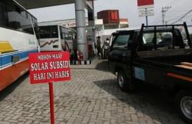 BBM SUBSIDI: BPH MIGAS Pastikan Kuota Solar Jebol