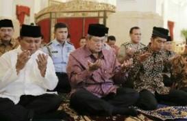 Transisi SBY ke Jokowi Masih Belum Sempurna