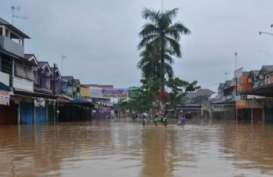 BANDUNG SELATAN BANJIR: Industri dI Lokasi Bencana Nyaris Lumpuh