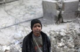 4 Anak Tewas dalam Serangan Bus Sekolah di Suriah
