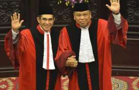 Tolak Tahapan Seleksi, Pansel Hakim Anggap Hamdan Zoelva Mundur