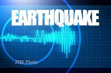Gempa 5,4 SR Guncang Nabire Papua