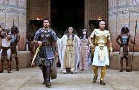 Mesir Larang Pemutaran Film Exodus: Gods and Kings