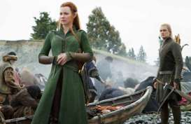The Hobbit: The Battle of the Five Armies Tetap Berjaya di Box Office