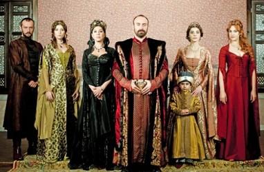 SINETRON KING SULEIMAN: Ini Kisah Istri Tercantik Suleiman, Alexandra Anastasia Lisowska