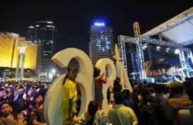 JAKARTA NIGHT FESTIVAL: Malam Tahun Baru Dipusatkan di Monas