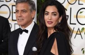 George Clooney Ogah Punya Presiden Donald Trump