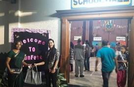 Harper Purwakarta Hadir di Acara Rama Global School