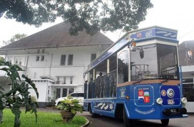 Bus Wisata Uncal di Bogor Beroperasi Setiap Akhir Pekan