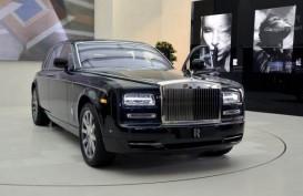 Rolls-Royce Phantom Mark VII Setop Produksi