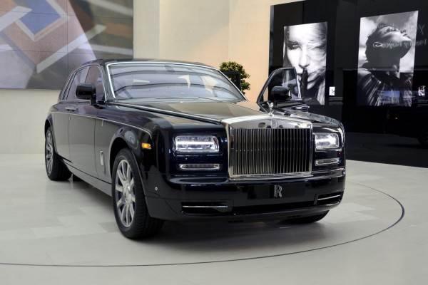 Rolls-Royce Phantom Mark VII. - Wikimedia Commons