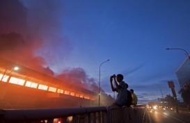 Pegawai Negeri Sumbar Urunan, Bantu Pedagang Minang Korban Kebakaran Senen