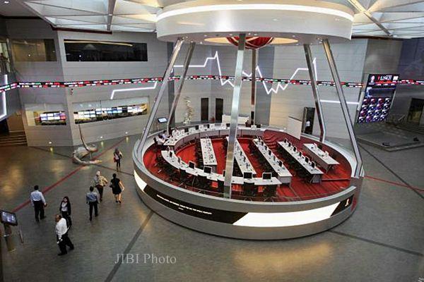 Bursa Efek Indonesia - JIBI/Dedi Gunawan