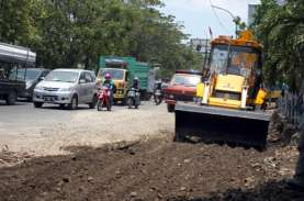 Pemerintah Siapkan Dana Infrastruktur Rp624 Miliar