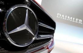 Grup Daimler Kejar Rekor Baru Penjualan