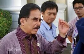 Sofyan Djalil Kunjungi Kantor Bisnis Indonesia