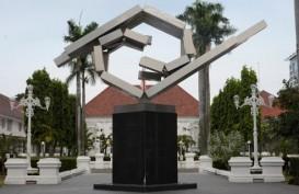 """Pameran Lukisan """"Gonjing Miring"""" di Galeri Nasional"""