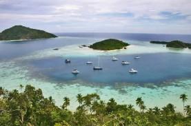 Berkunjung ke Pulau Nipa, Luhut Melihat Potensi Ini