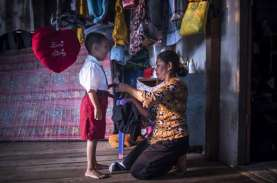Jokowi Bertekad Kurangi Angka Putus Sekolah
