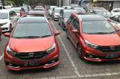 MOBIL BARU: Penjualan Honda Mobilio Melonjak 67%