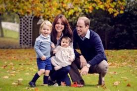 Kate Middletown Adu Estafet dengan Pangeran William…