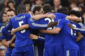 JADWAL LIGA INGGRIS: Chelsea, City dan MU Berpeluang…