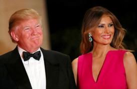 Ini Alasan Trump Enggan Pamer Kemesraan dengan Istrinya