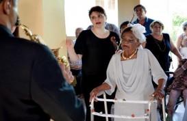 Wow, Wanita 106 Tahun Bertunangan dengan Pria 66 Tahun