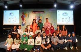 SD Al Azhar Bintaro 17 dan SMP Regina Pacis Bogor Ikuti Kid Witness News tingkat Global