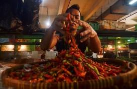 Harga Cabai Rawit Merah di Bojonegoro Rp140.000/Kg