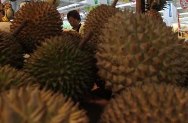 Tempat Jual Duren: Pemprov DKI Resmikan Loksem Pusat Penjualan Durian di Kalibata