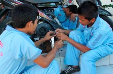 Perusahaan Keluhkan Keterampilan Lulusan SMK