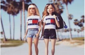 Ketika Gigi Hadid jadi Boneka Barbie