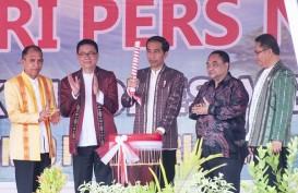 """Jokowi: Media Arus Utama Bisa Jernihkan """"Hoax"""""""