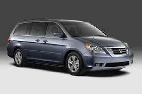 Honda Odyssey Matic - Base4car.com