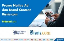 Iklan Digital Terus Tumbuh, Bisnis.com Gelar Promo