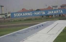 Groundbreaking landas pacu III Bandara Soetta Segera Dibangun