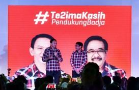 PILGUB DKI 2017: PoliticaWave, Ahok-Djarot Jadi Favorit Netizen