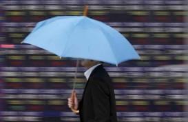 BURSA JEPANG 14 FEBRUARI: Gubernur BOJ Beri Pernyataan Kebijakan, Nikkei & Topix Fluktuatif