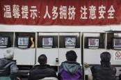 BURSA CHINA 14 FEBRUARI: Pasca Rilis Data Inflasi, Indeks Shanghai Composite Melemah