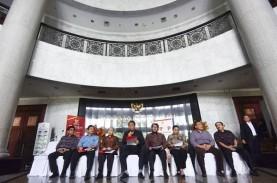 KPK Periksa dua Hakim Mahkamah Konstitusi