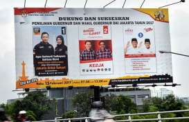 QUICK COUNT PILGUB DKI 2017: Tunggu Pukul 13.00, Melanggar Kena Sanksi