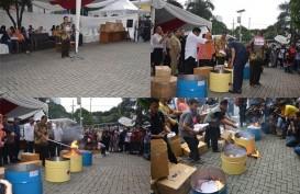 QUICK COUNT PILGUB DKI 2017:  Hari Ini Memilih, Ada 46.826 Surat Suara Dimusnahkan
