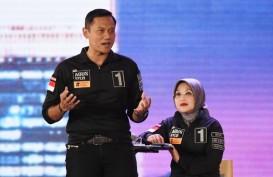 QUICK COUNT PILGUB DKI 2017:  Agus Yudhoyono Telah Mencoblos di TPS 6 Kebayoran